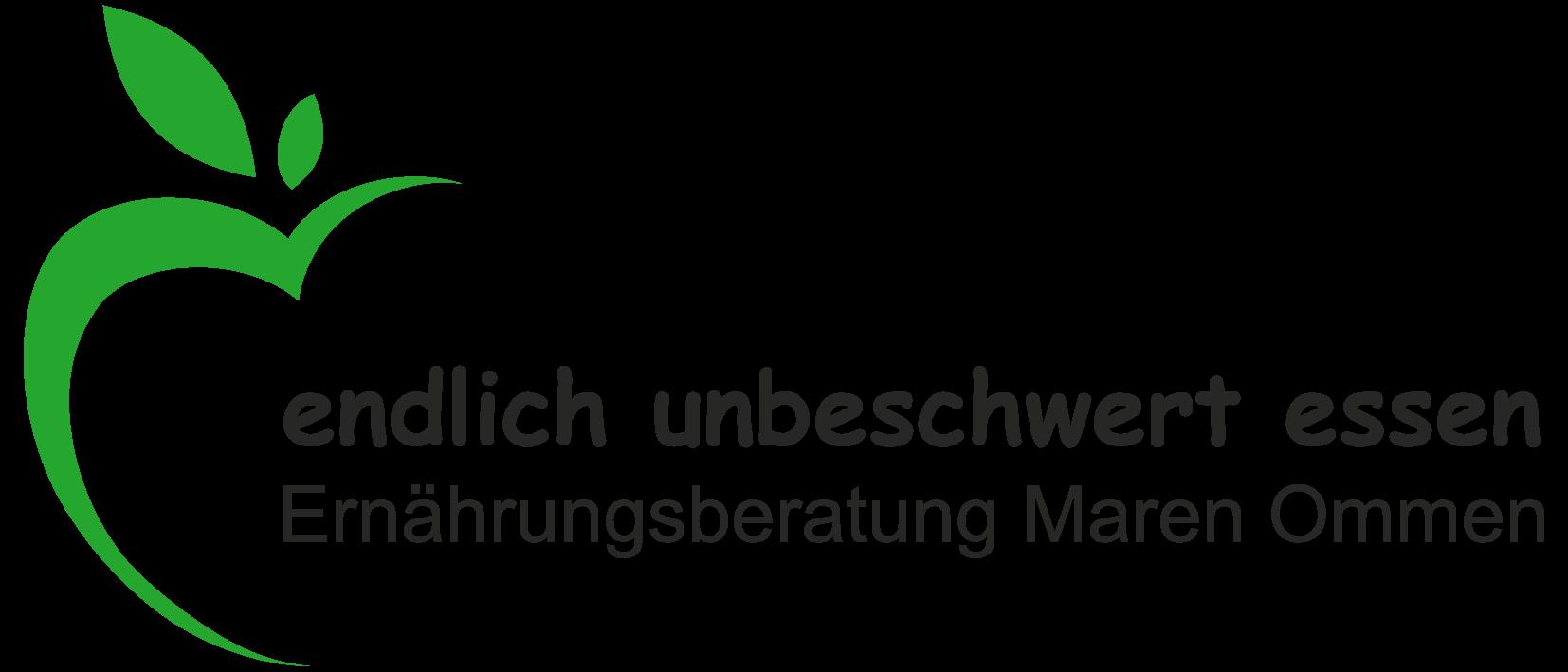Maren Ommen – Ernährungsberatung Logo