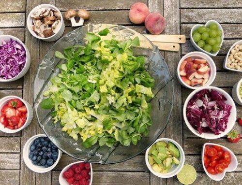 Winter ist Salatzeit